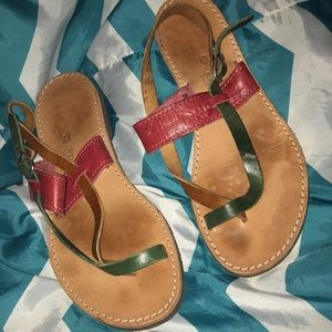 Shoes - Greek sandals by Kouros